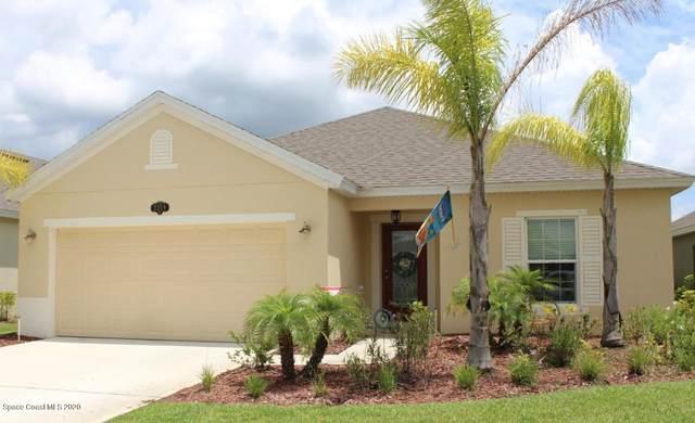 2359 Snapdragon Drive NW, Palm Bay, FL 32907 (MLS #883913) :: Blue Marlin Real Estate