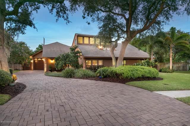855 Lakewood Circle, Merritt Island, FL 32952 (MLS #883931) :: Engel & Voelkers Melbourne Central