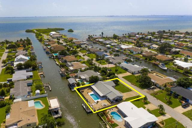 1624 Shore Drive, Merritt Island, FL 32952 (MLS #883943) :: Blue Marlin Real Estate