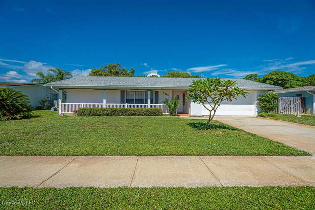 780 S Robin Way, Satellite Beach, FL 32937 (MLS #883957) :: Blue Marlin Real Estate