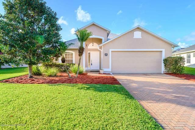 2947 Mondavi Drive, Rockledge, FL 32955 (MLS #884014) :: Blue Marlin Real Estate