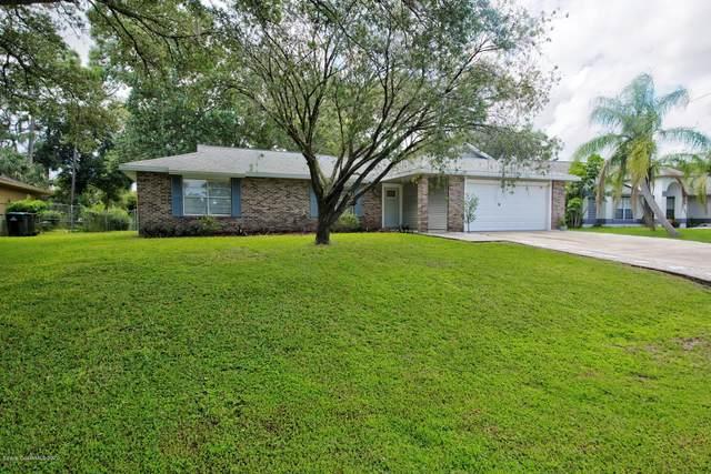 260 Godfrey Road SE, Palm Bay, FL 32909 (MLS #884045) :: Blue Marlin Real Estate