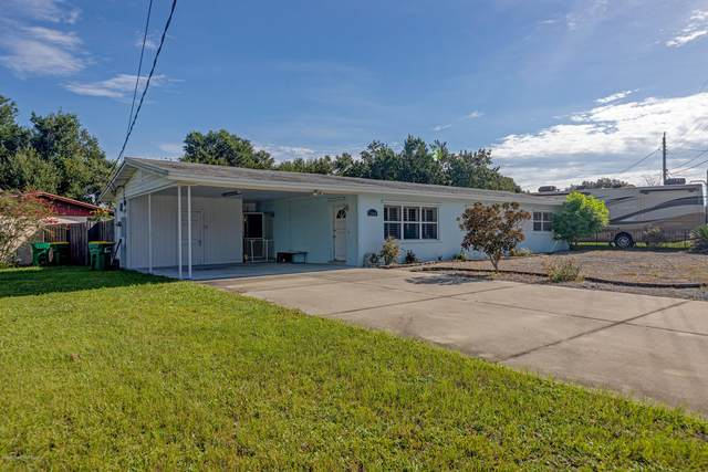 2840 Gregary Avenue, Titusville, FL 32796 (MLS #884048) :: Blue Marlin Real Estate