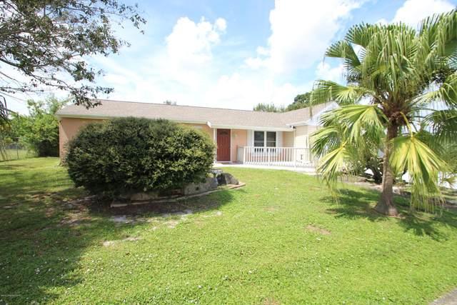 1294 Mariposa Drive NE, Palm Bay, FL 32905 (MLS #884054) :: Blue Marlin Real Estate