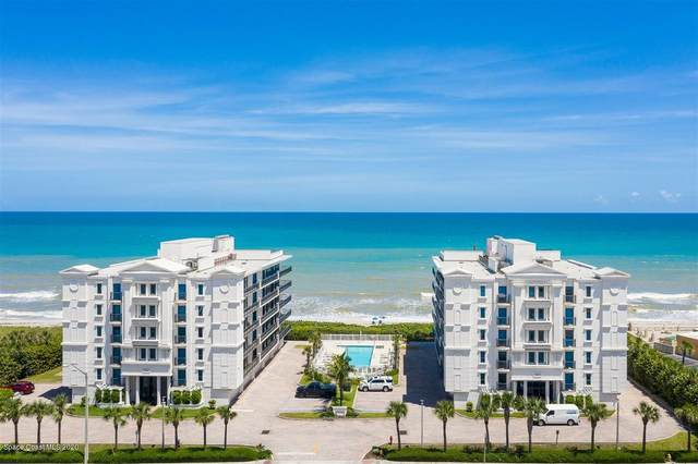 1323 Highway A1a #202, Satellite Beach, FL 32937 (MLS #884085) :: Premium Properties Real Estate Services