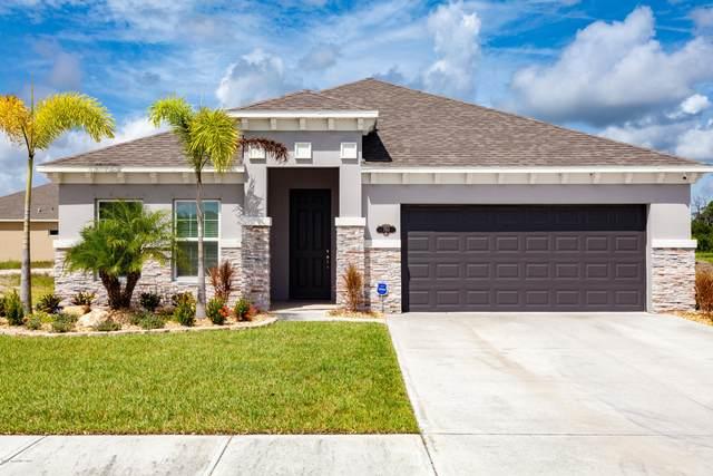 760 Boughton Way, West Melbourne, FL 32904 (MLS #884126) :: Blue Marlin Real Estate
