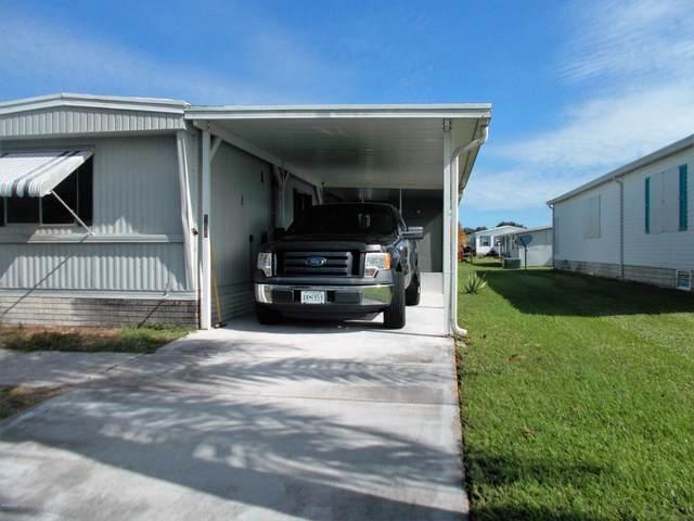 508 Egret Circle, Barefoot Bay, FL 32976 (MLS #884137) :: Blue Marlin Real Estate