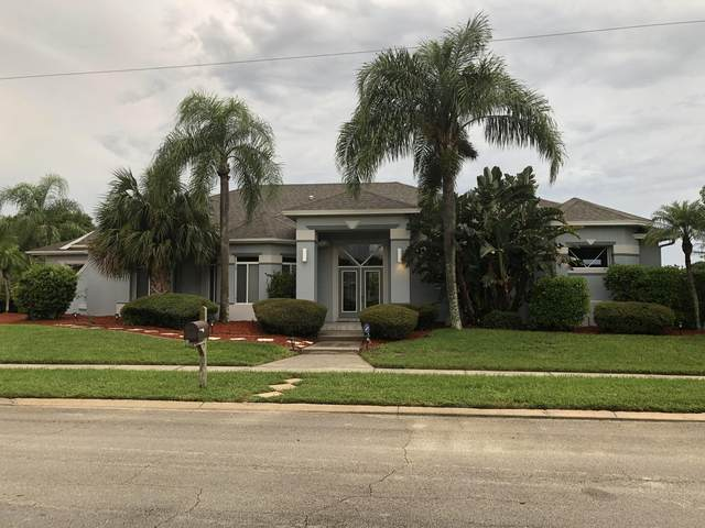 4635 Seminole Trail, Merritt Island, FL 32953 (MLS #884191) :: Blue Marlin Real Estate