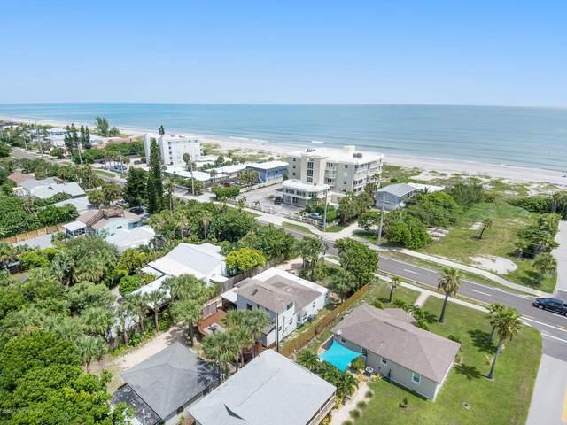 1180 S Atlantic Avenue S, Cocoa Beach, FL 32931 (MLS #884209) :: Blue Marlin Real Estate