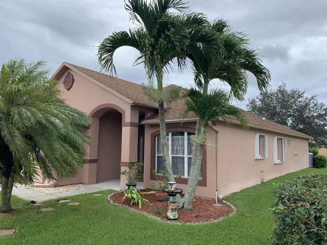 2611 Ventura Circle, West Melbourne, FL 32904 (MLS #884211) :: Blue Marlin Real Estate