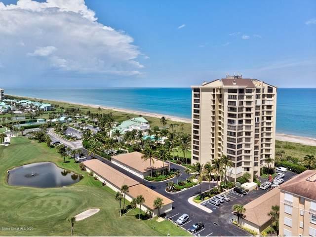 2400 S Ocean Drive S #8193, Ft. Pierce, FL 34949 (MLS #884227) :: Premium Properties Real Estate Services