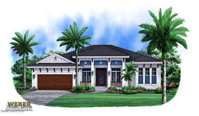 410 Hammock Shore Drive, Melbourne Beach, FL 32951 (MLS #884249) :: Blue Marlin Real Estate