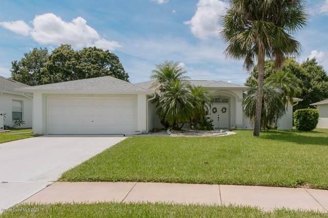 626 Sheridan Woods Drive, West Melbourne, FL 32904 (MLS #884292) :: Blue Marlin Real Estate