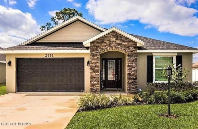 2651 Ivory Way, Titusville, FL 32780 (MLS #884300) :: Blue Marlin Real Estate