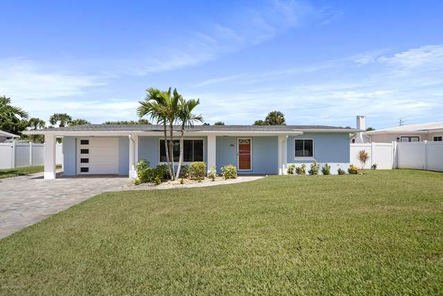 146 E Pasco Lane E, Cocoa Beach, FL 32931 (MLS #884335) :: Coldwell Banker Realty