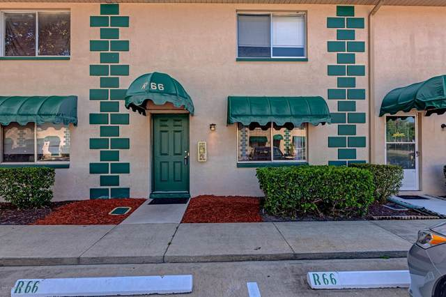1880 Murrell Road #66, Rockledge, FL 32955 (MLS #884337) :: Coldwell Banker Realty