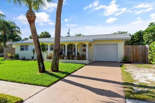 136 Lee Street, Indialantic, FL 32903 (MLS #884369) :: Blue Marlin Real Estate