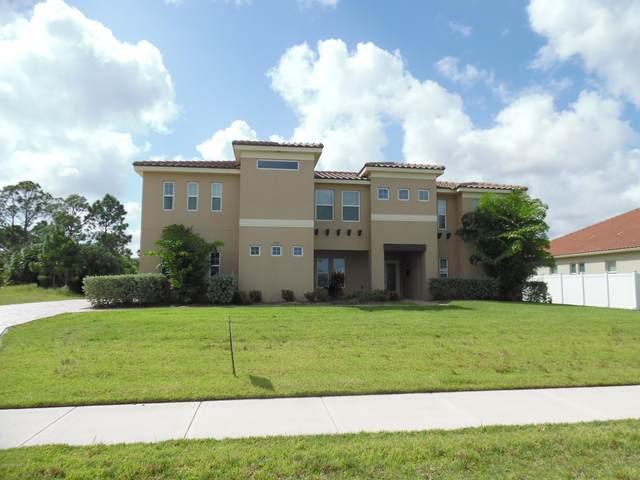 3897 Province Drive, Melbourne, FL 32934 (MLS #884375) :: Blue Marlin Real Estate