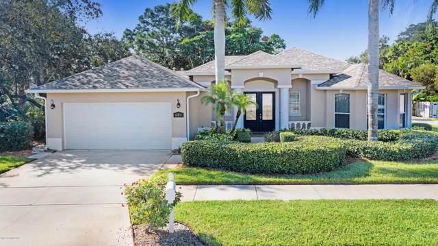 601 Gina Lane, Melbourne, FL 32940 (MLS #884379) :: Blue Marlin Real Estate