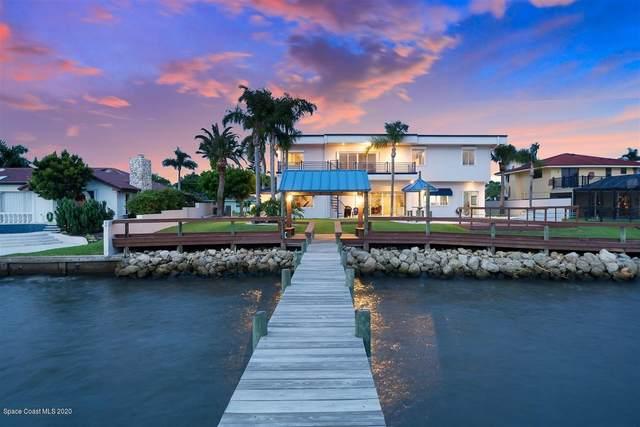 2260 S River Road, Melbourne Beach, FL 32951 (MLS #884385) :: Blue Marlin Real Estate