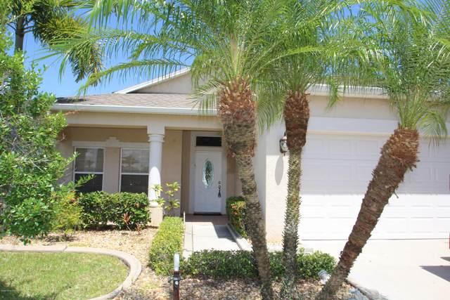 1588 Maeve Circle, West Melbourne, FL 32904 (MLS #884395) :: Blue Marlin Real Estate