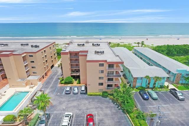 1527 S Atlantic Avenue #303, Cocoa Beach, FL 32931 (MLS #884405) :: Engel & Voelkers Melbourne Central