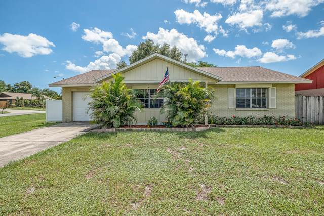 535 Parkside Avenue, Merritt Island, FL 32953 (MLS #884416) :: Blue Marlin Real Estate