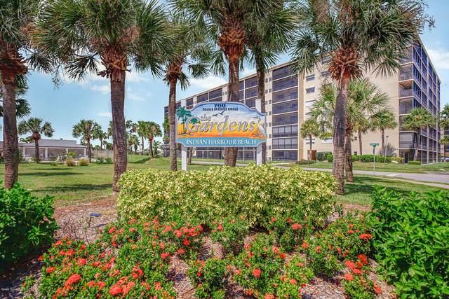 723 Palm Springs Circle, Indian Harbour Beach, FL 32937 (MLS #884417) :: Engel & Voelkers Melbourne Central