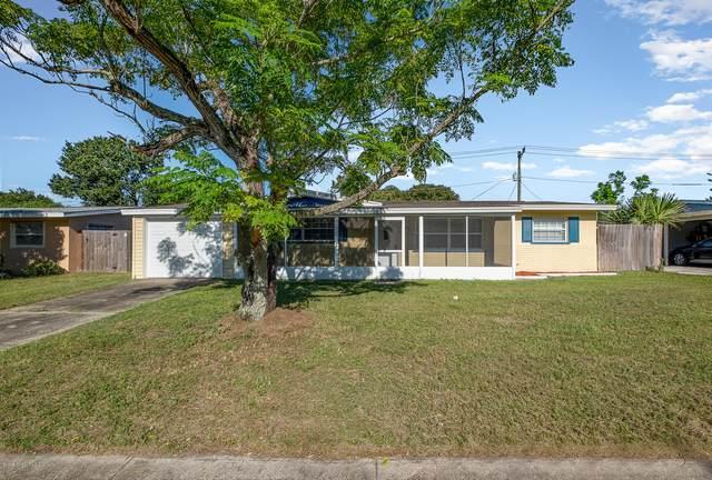 1605 Breeze Lane, Melbourne, FL 32935 (MLS #884439) :: Engel & Voelkers Melbourne Central