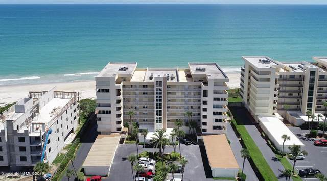 2727 N Highway A1a #603, Indialantic, FL 32903 (MLS #884447) :: Blue Marlin Real Estate
