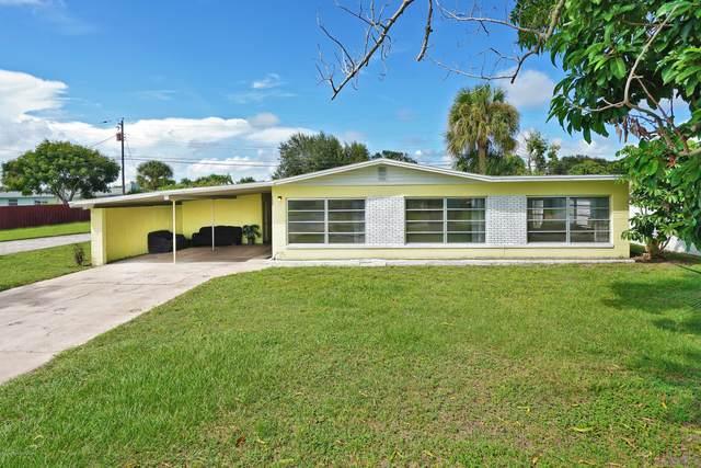 1450 Anchor Lane, Merritt Island, FL 32952 (MLS #884482) :: Engel & Voelkers Melbourne Central