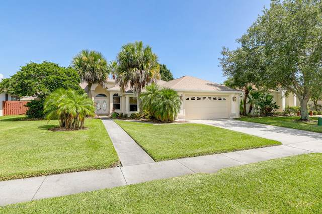 840 Black Bird Court, Rockledge, FL 32955 (MLS #884538) :: Engel & Voelkers Melbourne Central