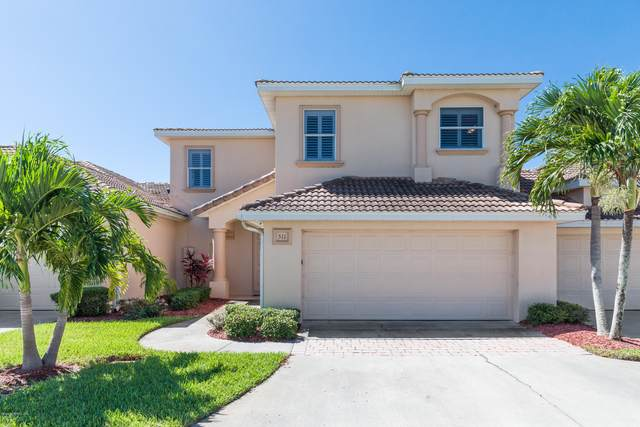 511 Siena Court, Satellite Beach, FL 32937 (MLS #884546) :: Engel & Voelkers Melbourne Central