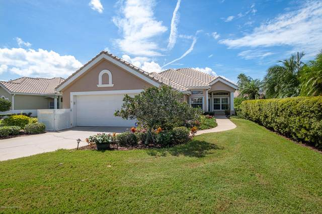 7437 Monterey Court, Melbourne, FL 32940 (MLS #884559) :: Blue Marlin Real Estate