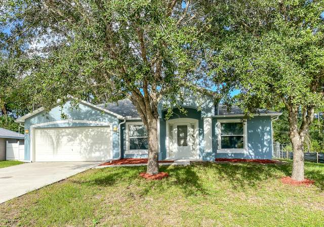 2881 Detached Circle SE, Palm Bay, FL 32909 (MLS #884578) :: Blue Marlin Real Estate