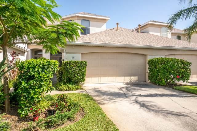 304 Espana Court #304, Satellite Beach, FL 32937 (MLS #884579) :: Premium Properties Real Estate Services