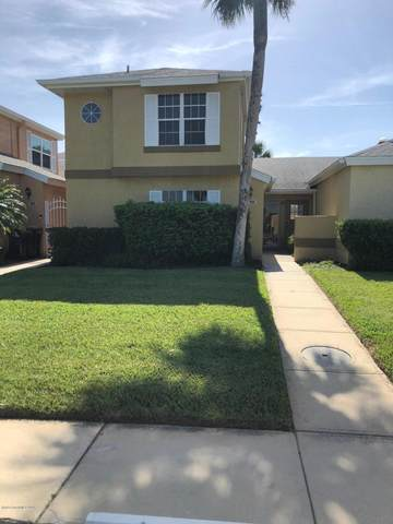 1430 Malibu Circle NE #105, Palm Bay, FL 32905 (MLS #884605) :: Engel & Voelkers Melbourne Central