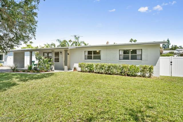 240 Coral Drive, Cape Canaveral, FL 32920 (MLS #884610) :: Engel & Voelkers Melbourne Central