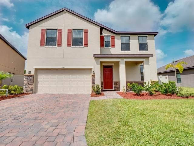 1233 Musgrass Circle, West Melbourne, FL 32904 (MLS #884611) :: Blue Marlin Real Estate