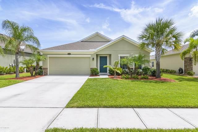 2046 Snapdragon Drive NW, Palm Bay, FL 32907 (MLS #884628) :: Blue Marlin Real Estate