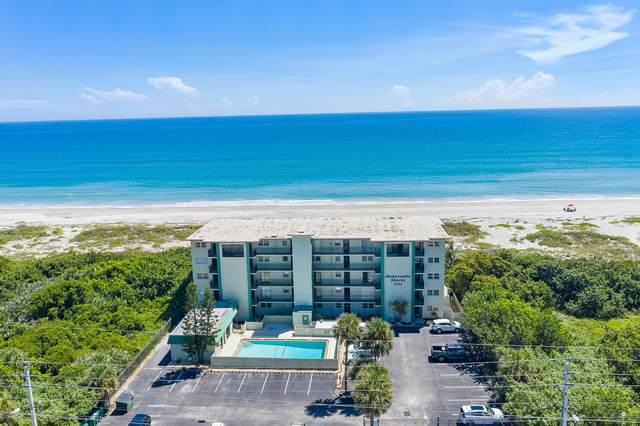 1251 S Atlantic Avenue #301, Cocoa Beach, FL 32931 (MLS #884670) :: Engel & Voelkers Melbourne Central
