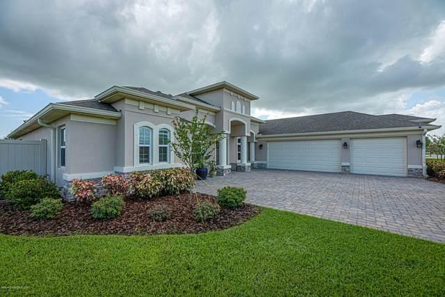 7337 Preserve Pointe Drive, Merritt Island, FL 32953 (MLS #884681) :: Blue Marlin Real Estate