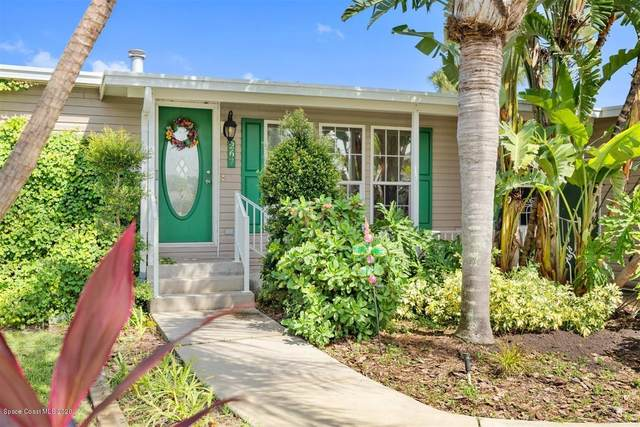 267 Timber Run Way, Cocoa, FL 32926 (MLS #884696) :: Engel & Voelkers Melbourne Central