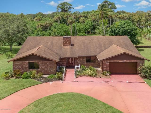 645 Sommers Hammock Lane, Merritt Island, FL 32953 (MLS #884702) :: Premium Properties Real Estate Services