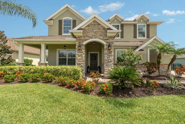 3704 Gatwick Manor Lane, Melbourne, FL 32940 (MLS #884729) :: Engel & Voelkers Melbourne Central
