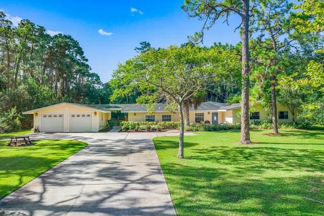 4211 Mustang Road, Melbourne, FL 32934 (MLS #884754) :: Armel Real Estate