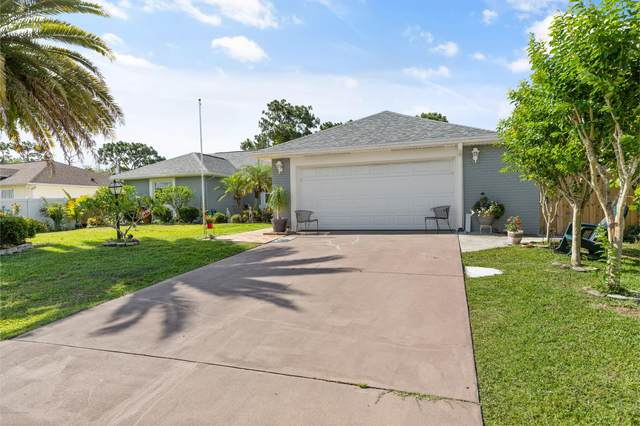 1060 Hosbine Street SE, Palm Bay, FL 32909 (MLS #884756) :: Engel & Voelkers Melbourne Central