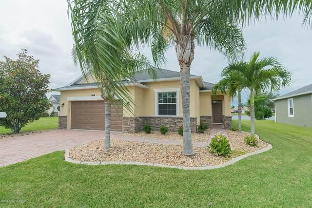 5735 Trieda Drive, Melbourne, FL 32940 (MLS #884761) :: Coldwell Banker Realty