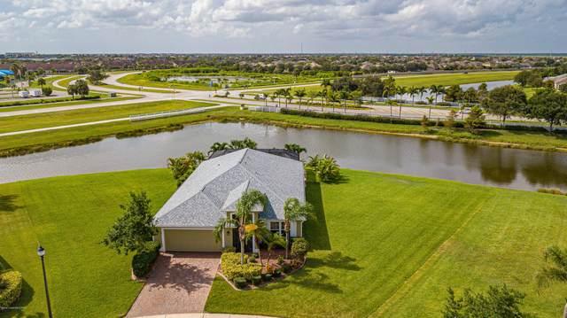 3557 Hitching Rail Court, Rockledge, FL 32955 (MLS #884764) :: Blue Marlin Real Estate