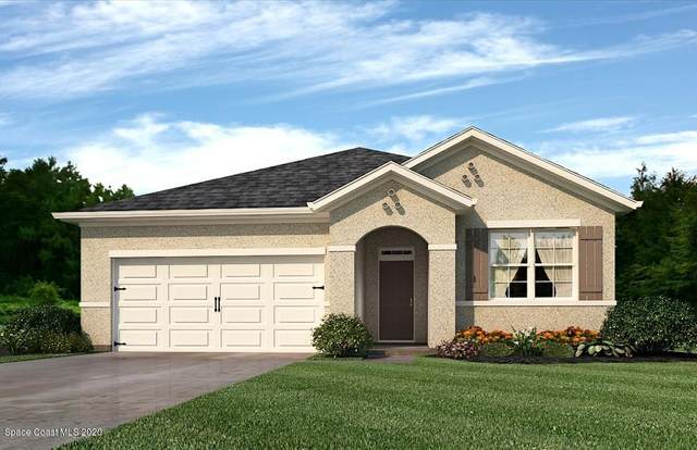291 Guinevere Drive SW, Palm Bay, FL 32908 (MLS #884779) :: Blue Marlin Real Estate